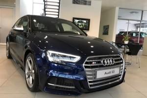 Audi S3 Sportback 2018