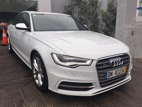 Audi S6 2015