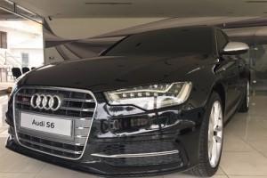 Audi S6 Quattro 2014