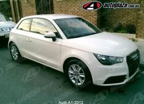 Audi A1 2012 3p 14t Cool 6vel
