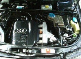 Audi A4 2003 Carro Chocado Negociable