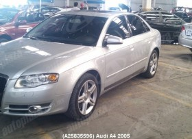 Audi A4 2005 4p Elite Multitronic 20l