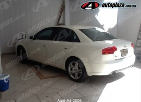 Audi A4 2006 4p Elite Multitronic 20l