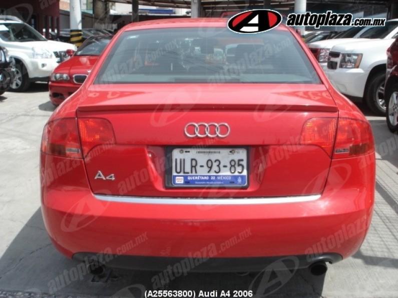 Audi A4 2006 4p S Line Multitronic 20l