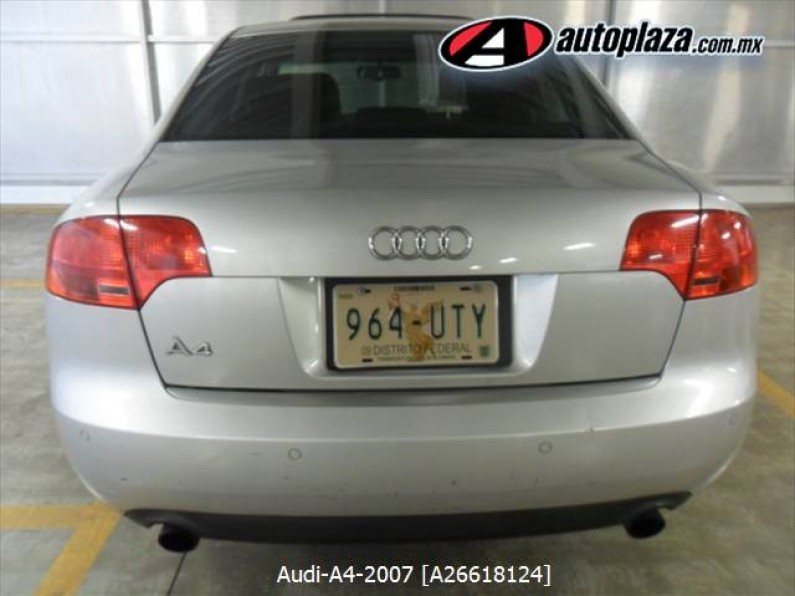 Audi A4 2007 4p Elite 20l Multitronic