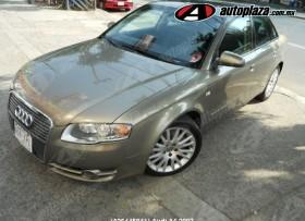 Audi A4 2007 4p Sline Luxury