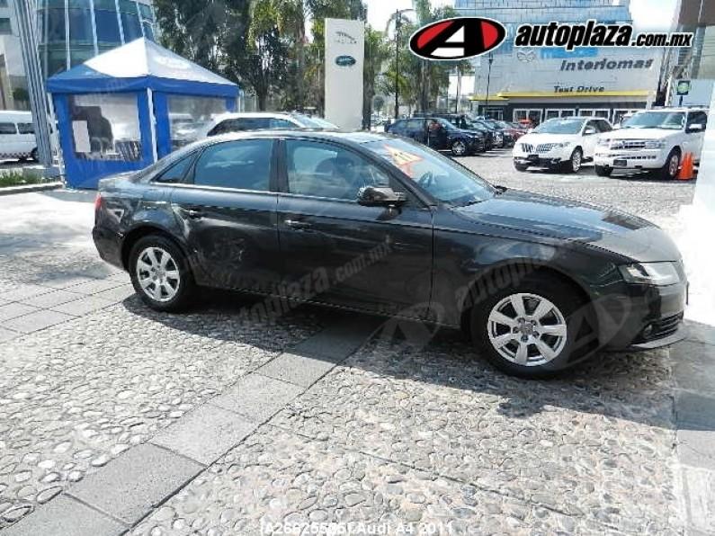 Audi A4 2011 4p Trendly 18l 6vel