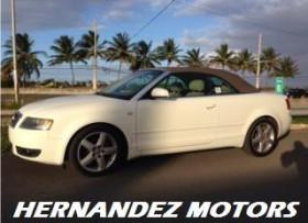 Audi A4 Convertible 18T 11795 Financ