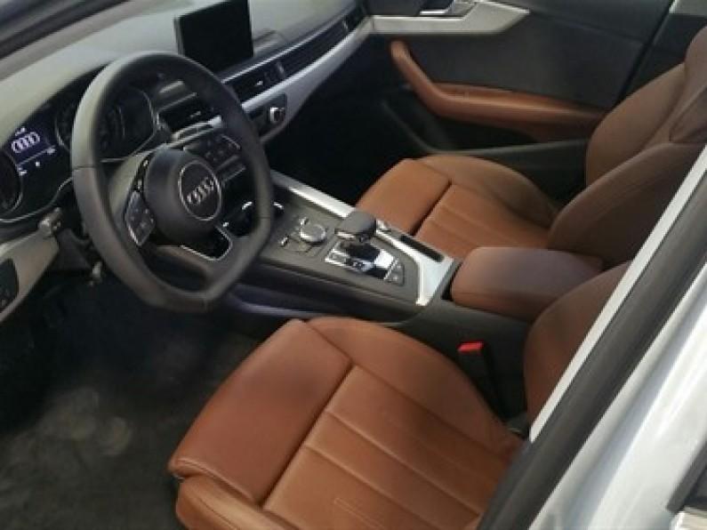Audi A4 Sport 2016