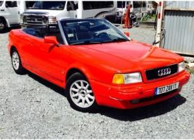 Audi A4 cabriolet v6 96