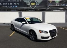 Audi A5 Blanco 2010 Para Enamorarse