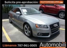 Audi A5 S-Line 2009383 Mensual 0 Pronto