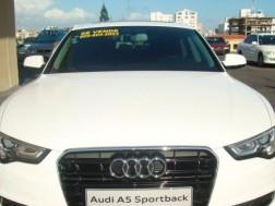 Audi A5 Sportsback 2013