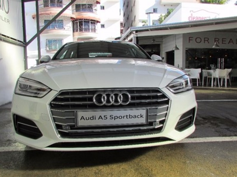 Audi A5 Sportsback 2018