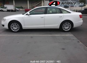 Audi A6 2007 4p Elite 32l Multitronic