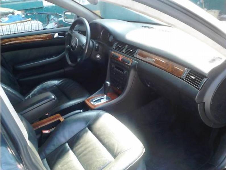 Audi A6 Biturbo Quattro 27cc de 6 Cilindros Blindado En Age
