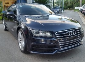 Audi A6 Turbo S-Line 2012