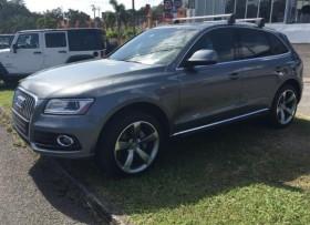 Audi Q-5 2013