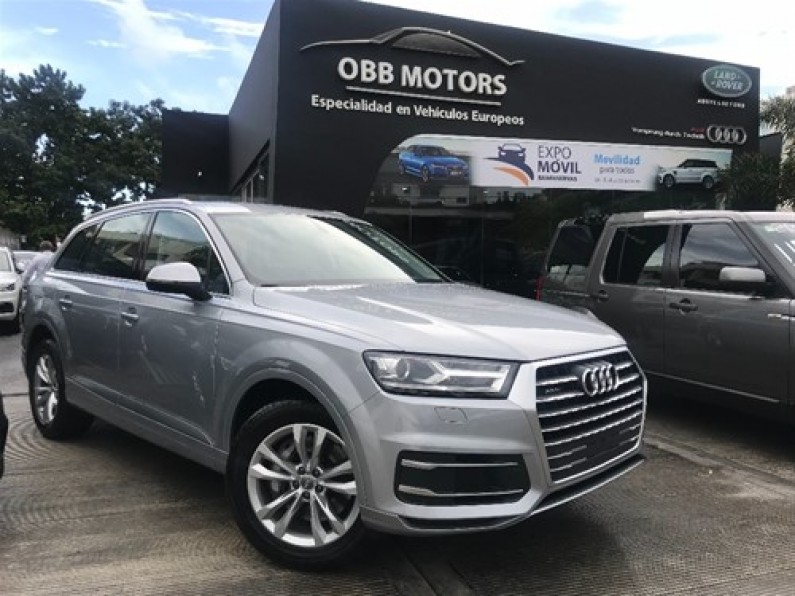 Audi Q7 Atraction Package 2018