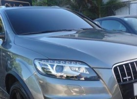 Audi Q7 Sline 2014