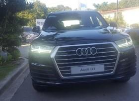 Audi Q7 Sline Plus 2016