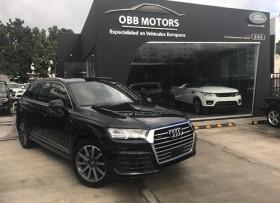 Audi Q7 Sline Plus 2017