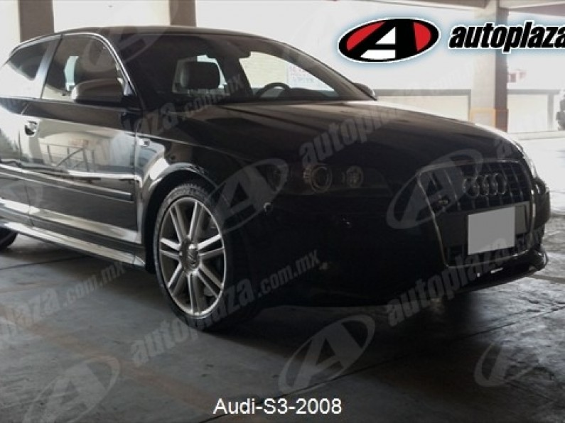 Audi s3 2008 3p 2 0l turbo fsi 6vel