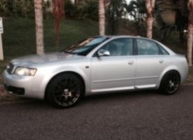 Audi S4 2004 6Speed 300HP Poderoso 42 Litros