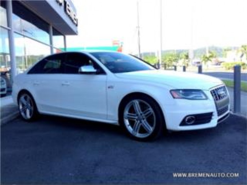 Audi S4 2010 Super Charged