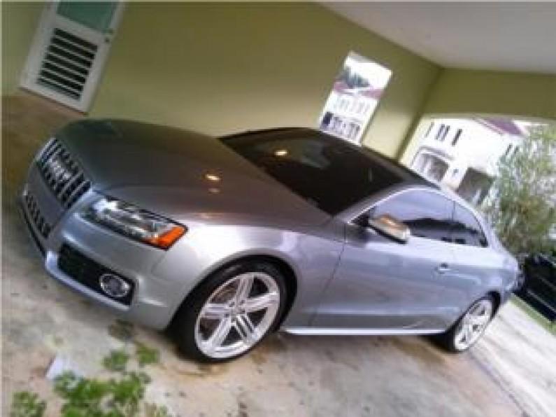 Audi S5 A5