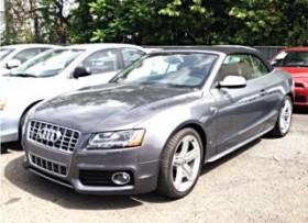 Audi S5 Convertible 2012 Inmaculado