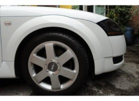 Audi TT 2p Roadster