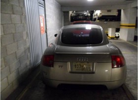 Audi TT Mod 2000 Factura original Posible Cambio