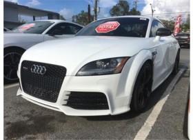 Audi TT RS 2012-