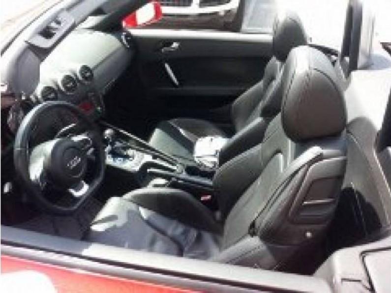 Audi TT Roadster 20 Lts 2008con 200 HP