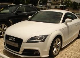 Audi TT S 2011