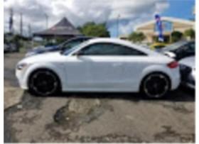 Audi TT Sline 2015