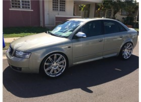 Audi a4 hecho s4 bien new