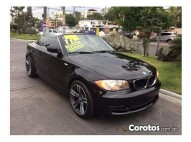 BMW 128i convertible 11 extra full clean carfax