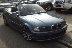 BMW 325i 2001 convertible