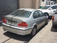 BMW 325xi 2002 Gris plata