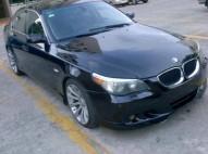 BMW 530i 2004 color negro