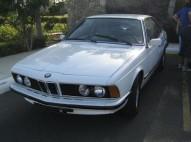 BMW 630cs del 1978 clasico