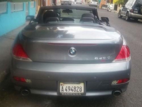 BMW 645ci 2004