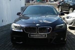 BMW Serie 5 535 Twin Turbo 2011