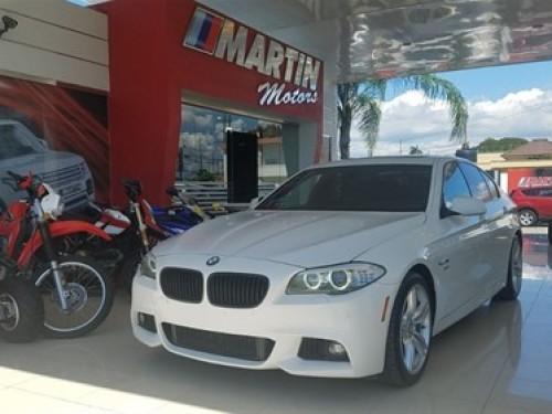 BMW Serie 5 535i 2012
