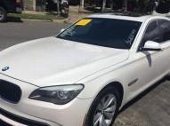 BMW Serie 7 740Li 2011