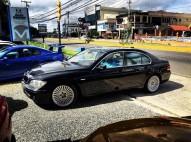 BMW Serie 7 750i 2006