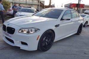 BMW Serie M 5 2015