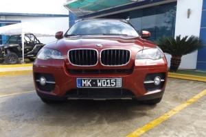 BMW Serie X 6 2009